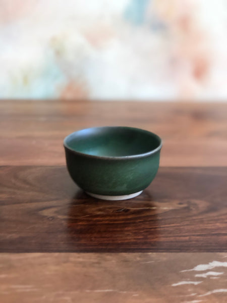 Little green bowl