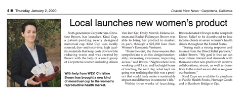 Coastal View News Article