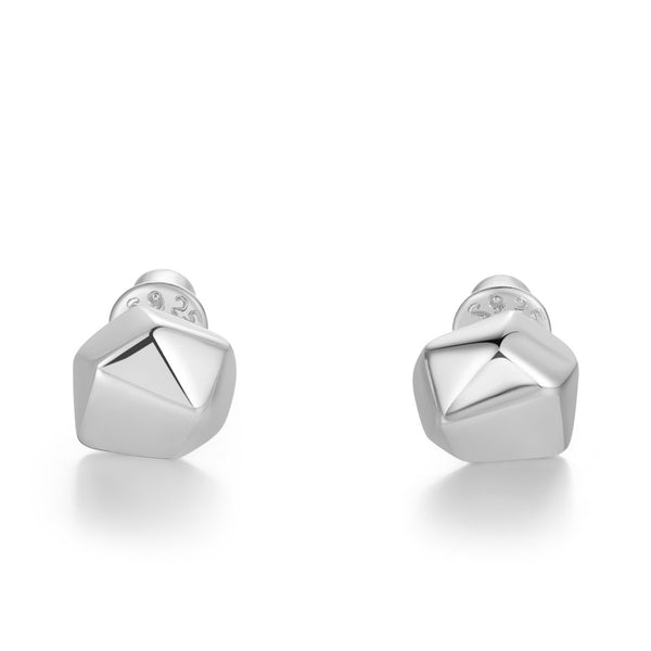 Geometric Sliver Earrings (Gold / Silver)