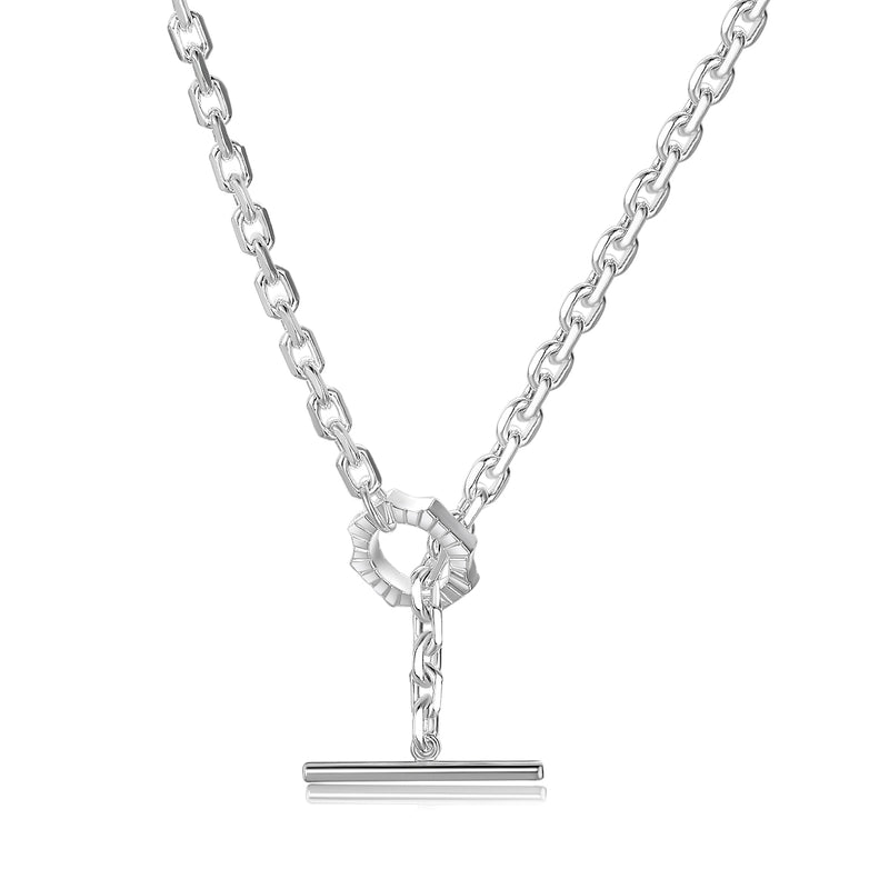 Silver Plating Necklace