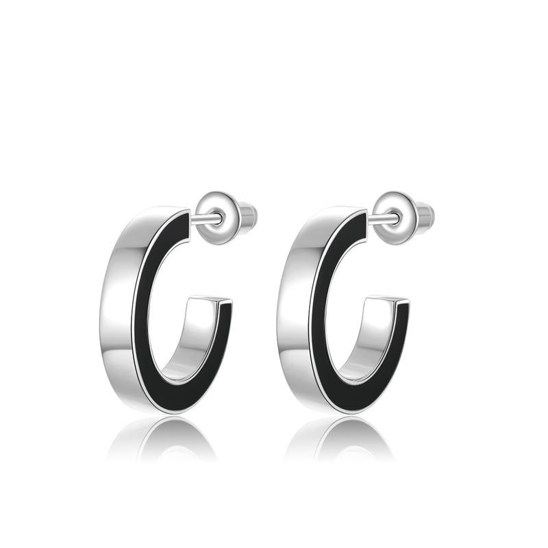Rhodium Plating Earrings