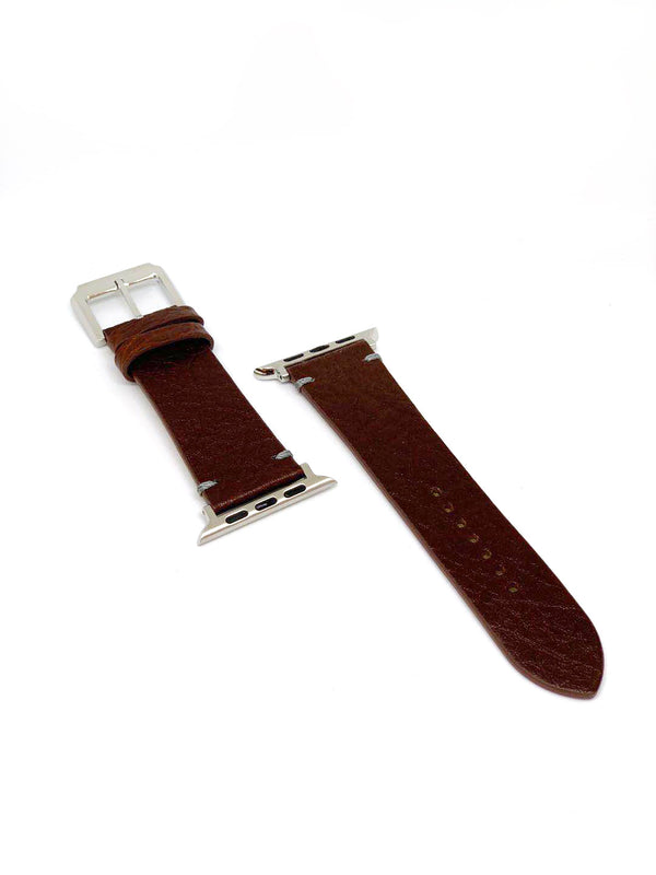 Apple Watch Straps - Dark Brown