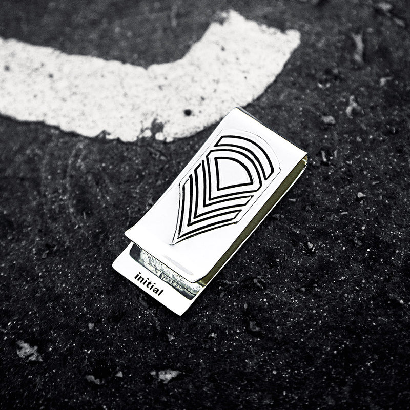Enamel Money Clip