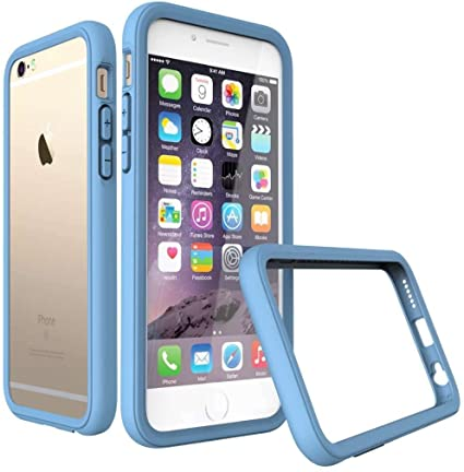 Coque bumper blanc Rhino Shield Crash Guard pour Iphone 6 plus