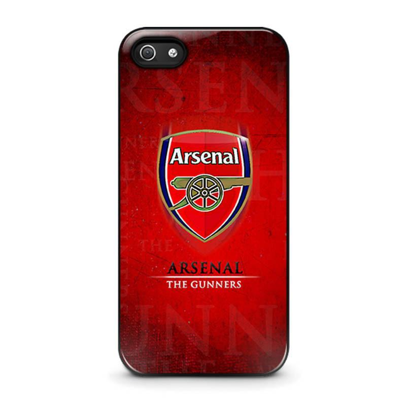 ARSENAL FC 2 iPhone 5 / 5S / SE coque Cover