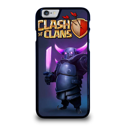 CLASH OF CLANS PEKKA Coques Personnalisées iphone 6 6s 6s Cover,coque iphone 6 relief créer une coque iphone 6,CLASH OF CLANS PEKKA Coques Personnalisées iphone 6 6s 6s Cover