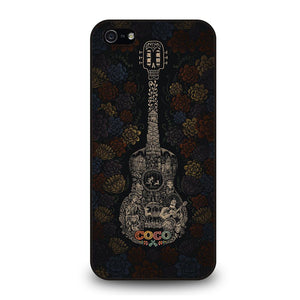 COCO GUITAR iPhone 5 / 5S / SE coque Cover