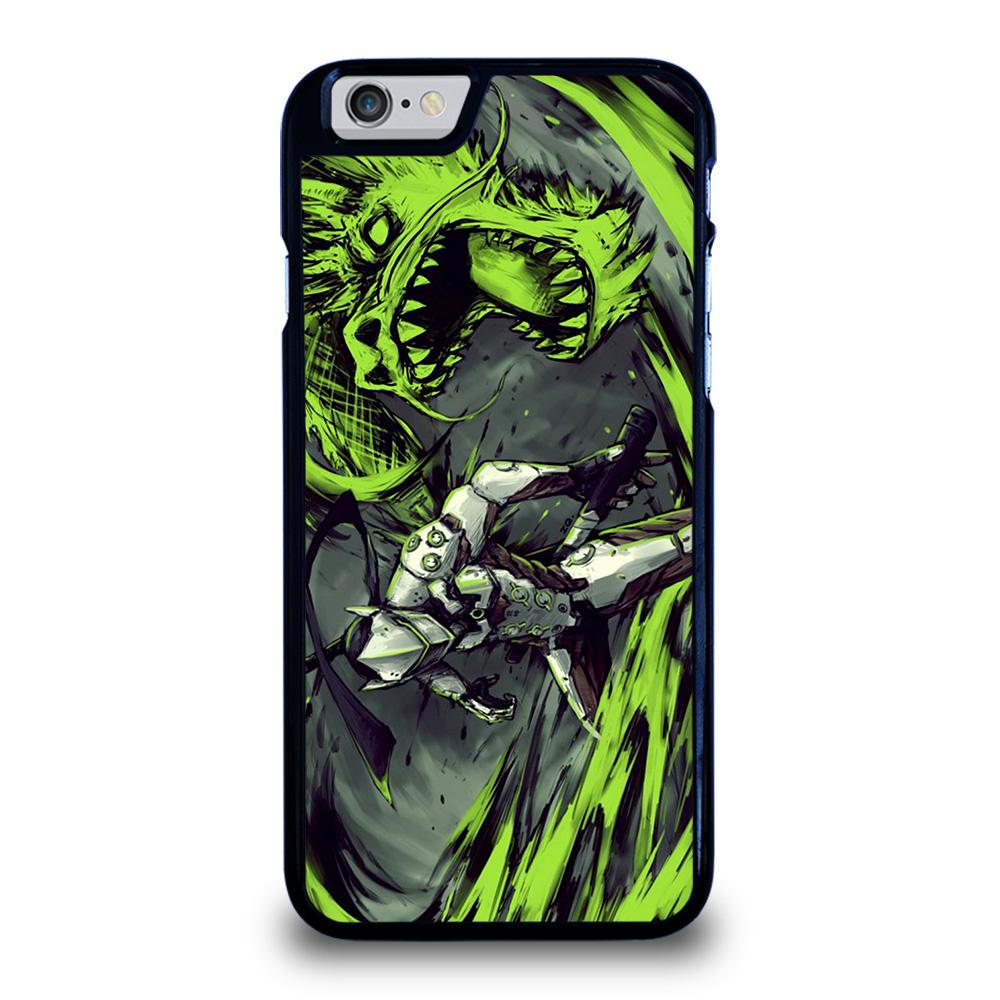 Genji Overwatch Dragon 3 Coques Personnalisees Iphone 6 6s 6s Cover Coques Personnalisees Anten Fr