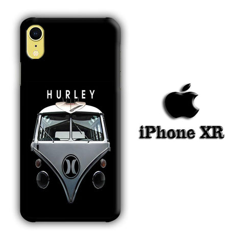 Hurley Combi Black coque 3D iPhone XR