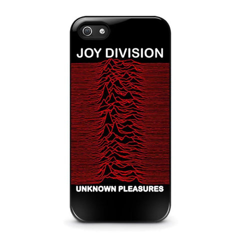 JOY DIVISION iPhone 5 / 5S / SE coque Cover