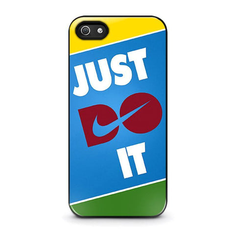 JUST DO IT 2 iPhone 5 / 5S / SE coque Cover