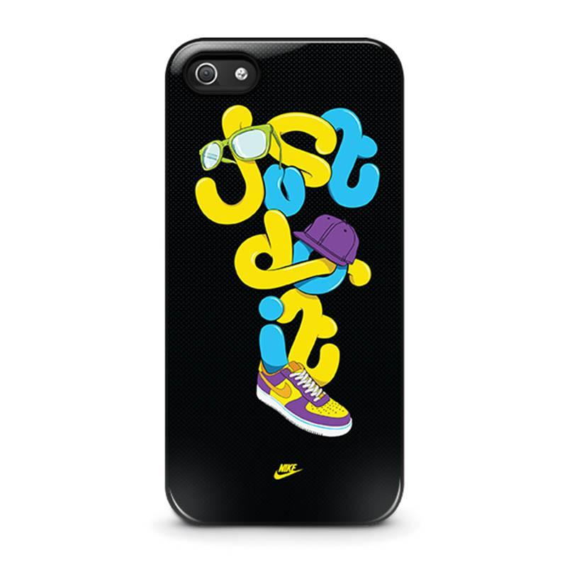 JUST DO IT 4 iPhone 5 / 5S / SE coque Cover