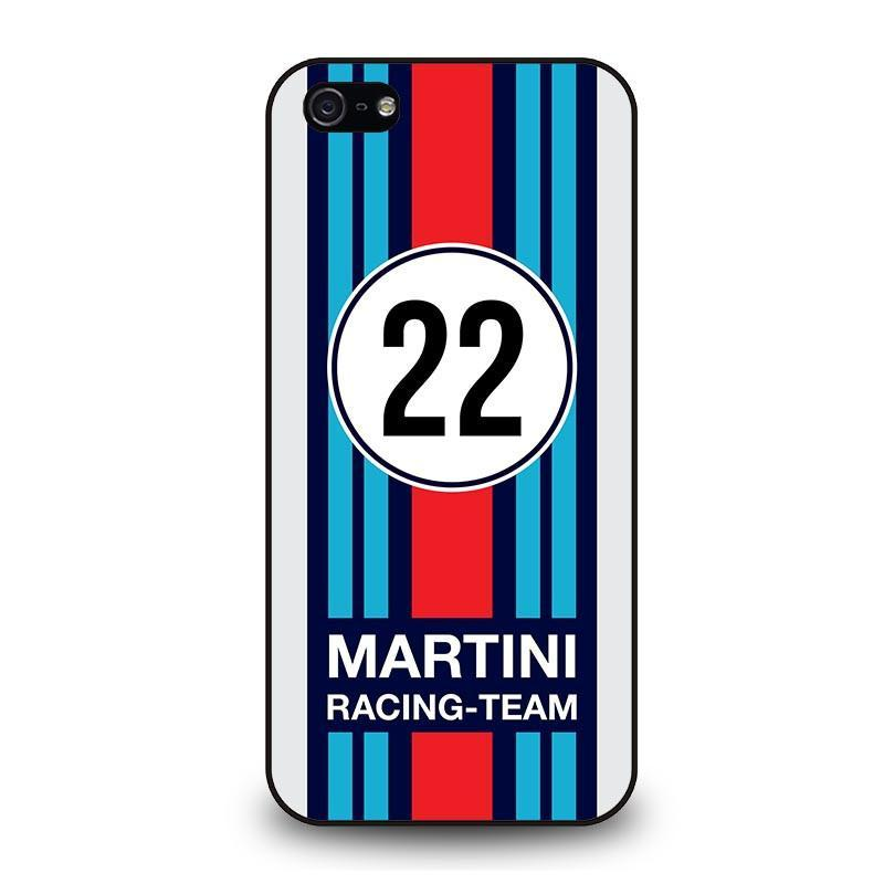 MARTINI RACING TEAM 22 iPhone 5 / 5S / SE coque Cover,coque iphone 5 snoopy coque iphone 5 paysage,MARTINI RACING TEAM 22 iPhone 5 / 5S / SE coque Cover