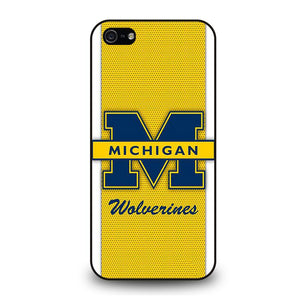 MICHIGAN WOLVERINES 2 iPhone 5 / 5S / SE coque Cover