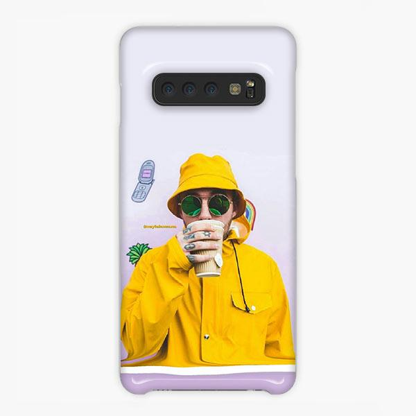 Coque Samsung galaxy S5 S6 S7 S8 S9 S10 S10E Edge Plus Mac Miller Drink