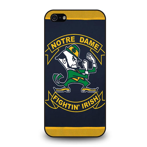 NOTRE DAME FIGHTING IRISH 2 iPhone 5 / 5S / SE coque Cover