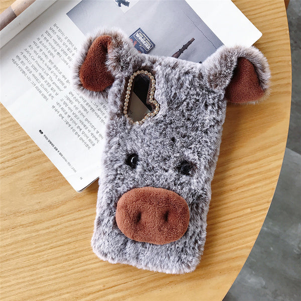 Fuhu Iphone5c Hand Case Ipone4s Frivolous Soft Shell Iphonese Winter 5s Apple 5 Edition Ipone Jitter