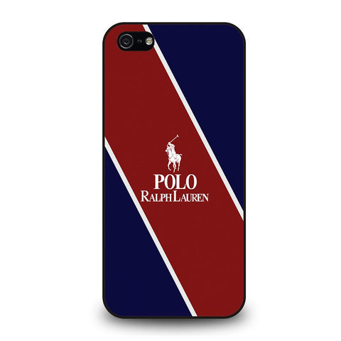 POLO RALPH LAUREN LOGO 2 iPhone 5 / 5S / SE coque Cover