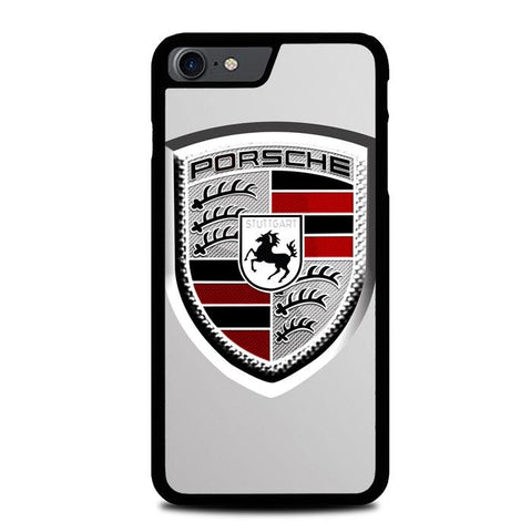 Porsche Cars Sports Logo Z5056 iPhone 7 , iPhone 8 coque