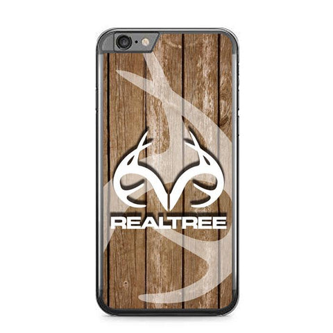 Realtree logo Z3142 iPhone 6 Plus, 6S Plus coque