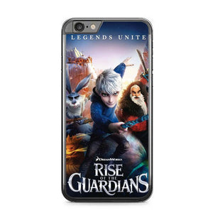 Rise of the guardians Z0113 iPhone 6 Plus, 6S Plus coque