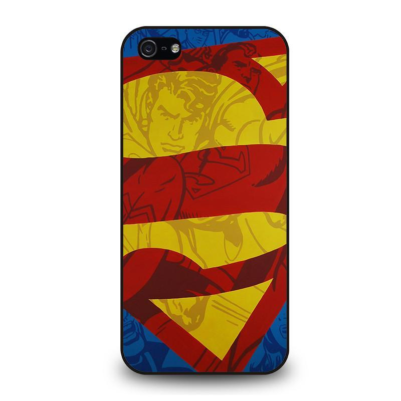SUPERMAN LOGO COMIC iPhone 5 / 5S / SE coque Cover,coque iphone 5 disney transparente coque iphone 5 c fila,SUPERMAN LOGO COMIC iPhone 5 / 5S / SE coque Cover