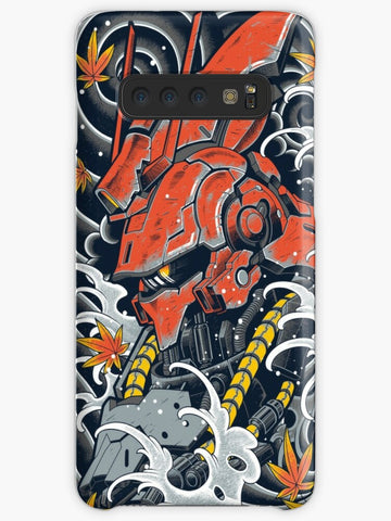 Sazabi Awesome Coque Samsung S10