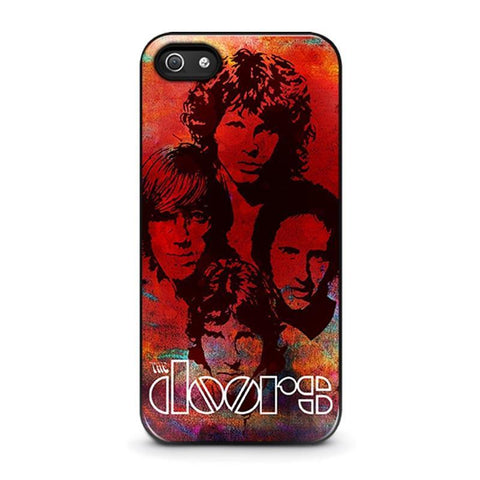 THE DOORS iPhone 5 / 5S / SE coque Cover