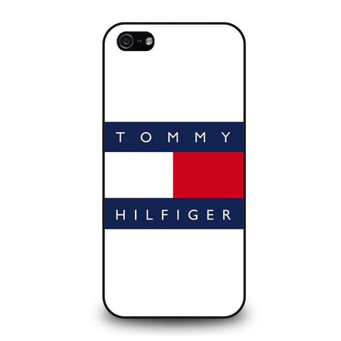 TOMMY HILFIGER LOGO iPhone 5 / 5S / SE coque Cover
