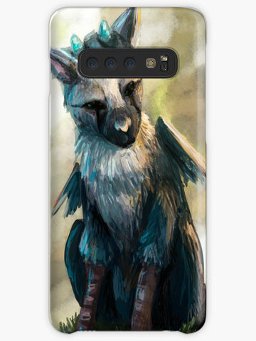 Trico from the last guardian  Coque Samsung S10