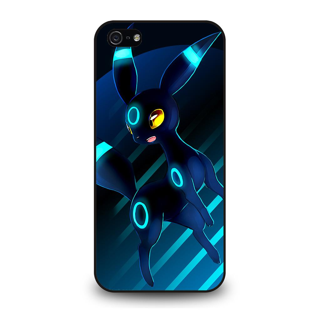 UMBREON SHINY POKEMON CUTE iPhone 5 / 5S / SE coque Cover