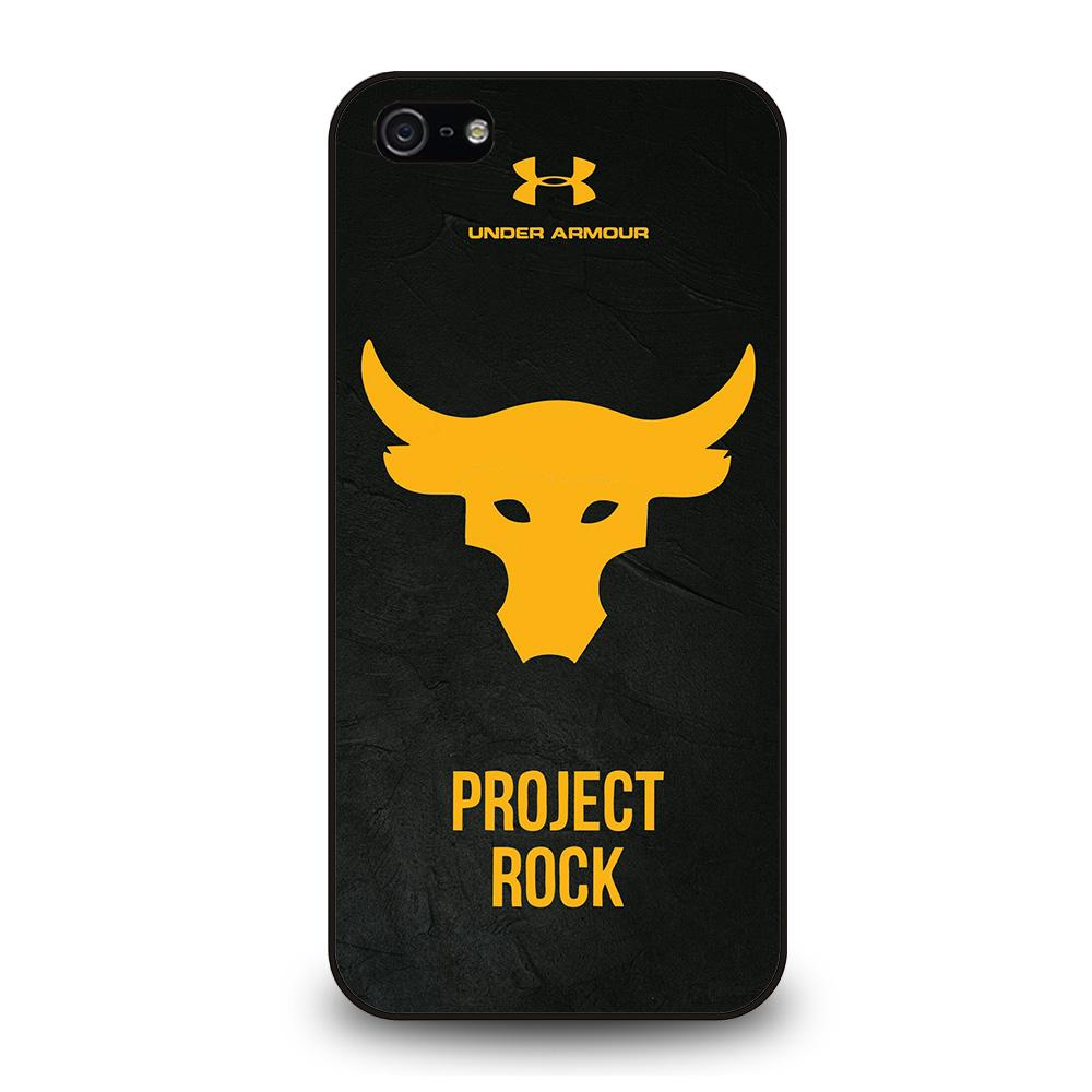 UNDER ARMOUR PROJECT ROCK iPhone 5 / 5S / SE coque Cover