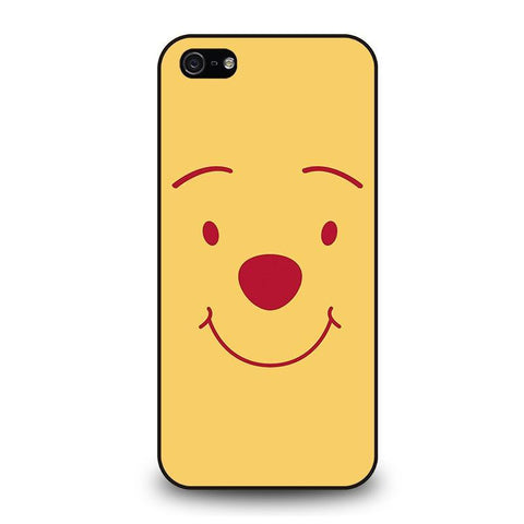 WINNIE THE POOH FACE iPhone 5 / 5S / SE coque Cover,coque iphone 5 s harley davidson coque iphone 5 pouces,WINNIE THE POOH FACE iPhone 5 / 5S / SE coque Cover