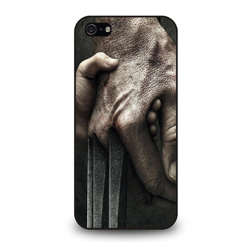 WOLVERINE LOGAN MARVEL X-MEN iPhone 5 / 5S / SE coque Cover,coque iphone 5 lol coque iphone 5 s princesse,WOLVERINE LOGAN MARVEL X-MEN iPhone 5 / 5S / SE coque Cover