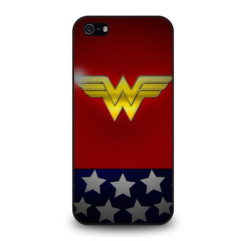 WONDER WOMAN LOGO 2 iPhone 5 / 5S / SE coque Cover,zalando coque iphone 5 coque iphone 5 jeux vidéo,WONDER WOMAN LOGO 2 iPhone 5 / 5S / SE coque Cover