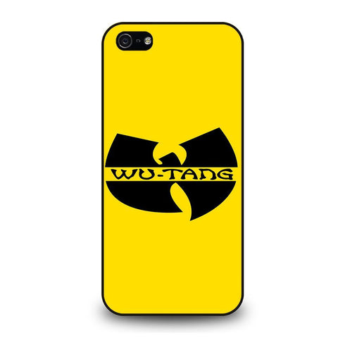 WUTANG CLAN LOGO iPhone 5 / 5S / SE coque Cover,coque iphone 5 s harley davidson coque iphone 5 clapet personnalisable,WUTANG CLAN LOGO iPhone 5 / 5S / SE coque Cover