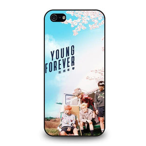 YOUNG FOREVER BANGTAN BOYS iPhone 5 / 5S / SE coque Cover,coque iphone 5 doctor who coque iphone 5 doctor who,YOUNG FOREVER BANGTAN BOYS iPhone 5 / 5S / SE coque Cover