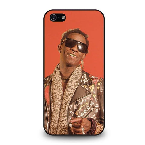 YOUNG THUG READ iPhone 5 / 5S / SE coque Cover,coque iphone 5 noir brillant coque iphone 5 nike swag,YOUNG THUG READ iPhone 5 / 5S / SE coque Cover