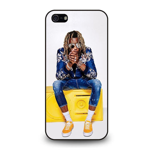YOUNG THUG iPhone 5 / 5S / SE coque Cover,coque iphone 5 accessoires lots coque iphone 5,YOUNG THUG iPhone 5 / 5S / SE coque Cover