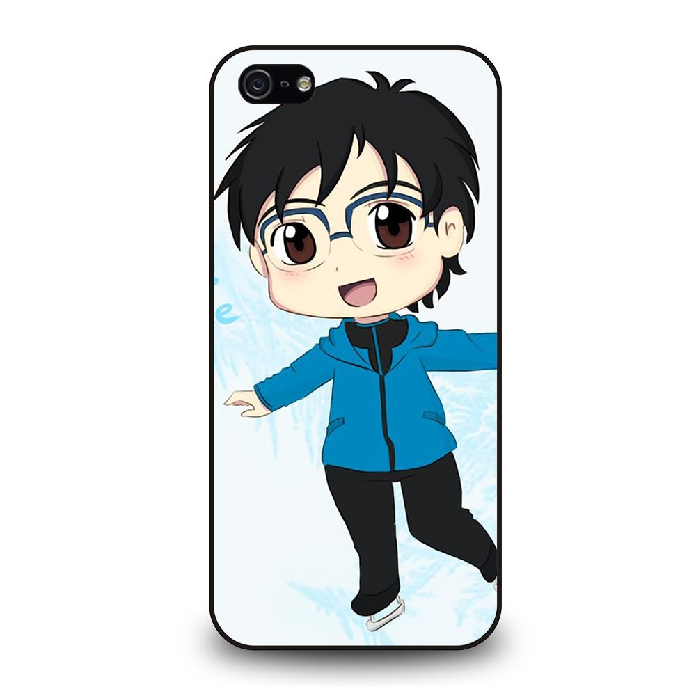 YURY ON ICE KATSUKI CUT iPhone 5 / 5S / SE coque Cover,zalando coque iphone 5 coque iphone 5 simpson,YURY ON ICE KATSUKI CUT iPhone 5 / 5S / SE coque Cover