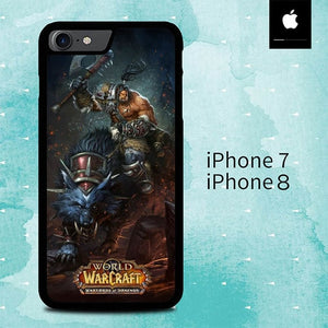 coque iphone 8 world of warcraft