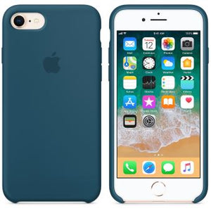 apple coque silicone iphone 8