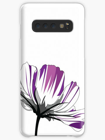 asexual pride forest Coque Samsung S10