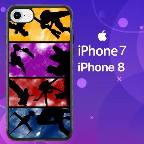 coque iphone 8 cowboy bebop