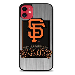 Coque iphone 5 6 7 8 plus x xs xr 11 pro max giant san francisco Z4797