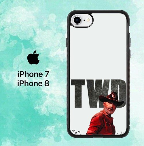 coque iphone 8 walking dead saison 6