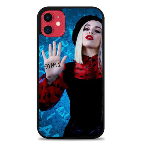 Coque iphone 5 6 7 8 plus x xs xr 11 pro max ava max so am i Z4495