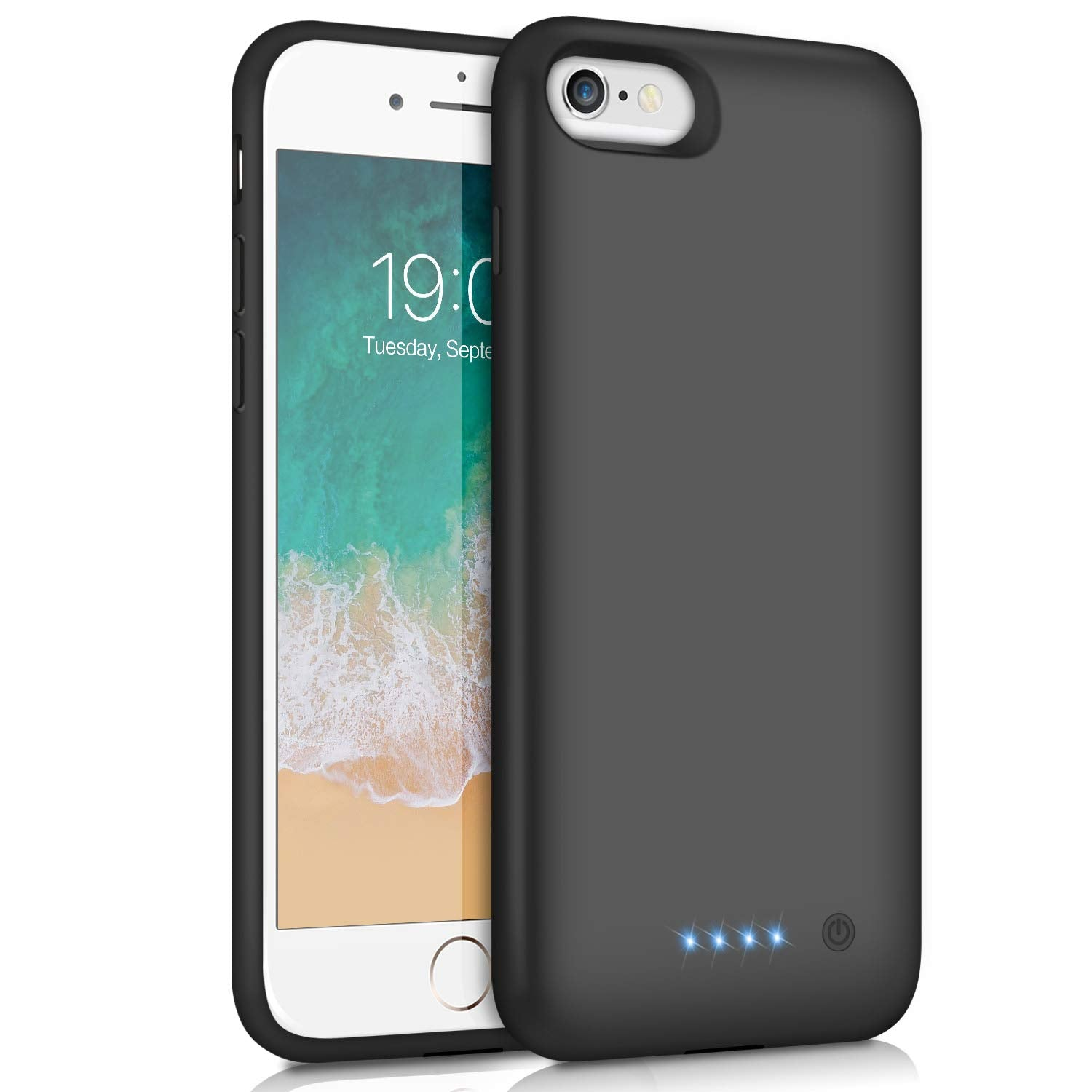 coque 360 iphone 6 rechargable