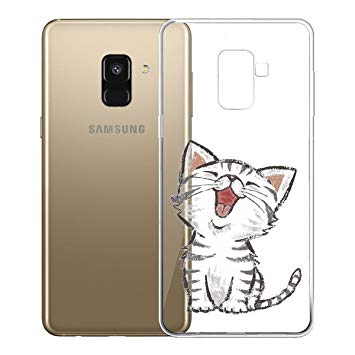 coque a8 2018 samsung chat