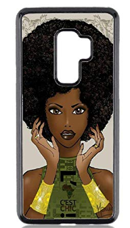 coque afro samsung s9